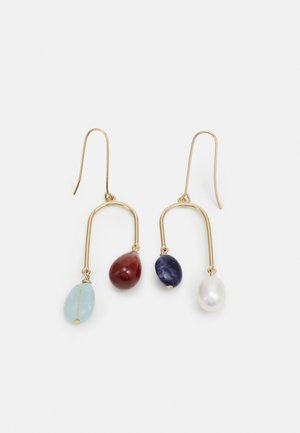 VOAR - Earrings - air force blue