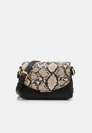 CROSSBODY BAG FADE - Across body bag - black