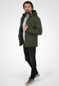 Blend - OMAR - Winter jacket - deep depths - 1