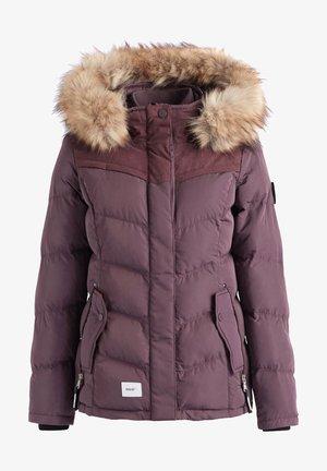 WINSEN5 - Winter jacket - mauve