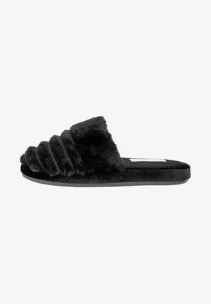 PANDUF - Pantofle - black