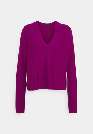 LINNIE - Jumper - purple