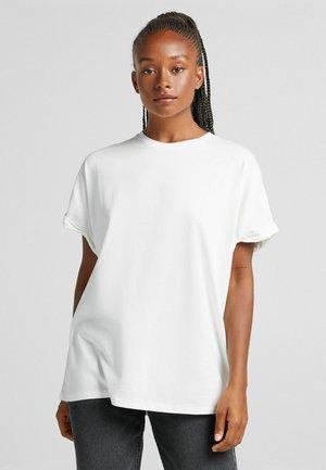OVERSIZED - T-shirt basic - white