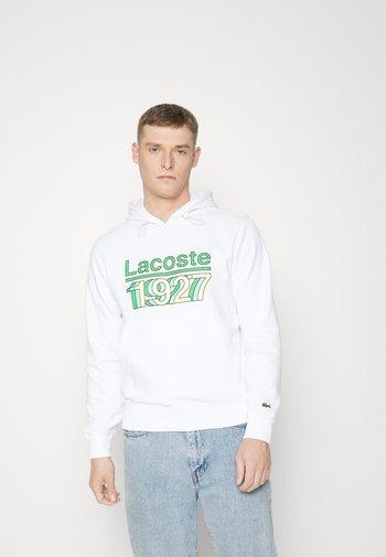 Collegepaita - blanc