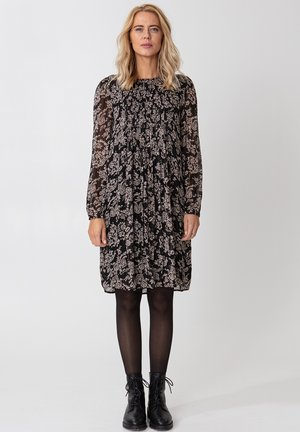NITA - Day dress - black