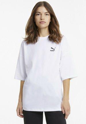 TEE KVINNA - T-shirt basic - puma white