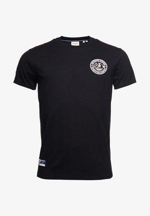 EXPEDITION  - T-shirt med print - black