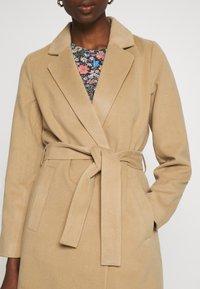 Vila - VIPOKU COAT - Classic coat - tigers eye - 5