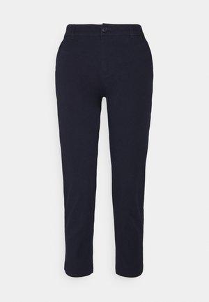 Chino kalhoty - dark blue