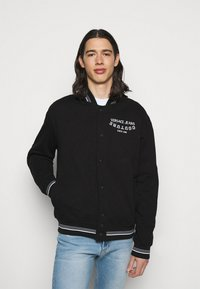Versace Jeans Couture - Bomber Jacket - black - 0