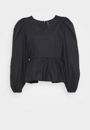 YASAURA TOP  - Bluser - black
