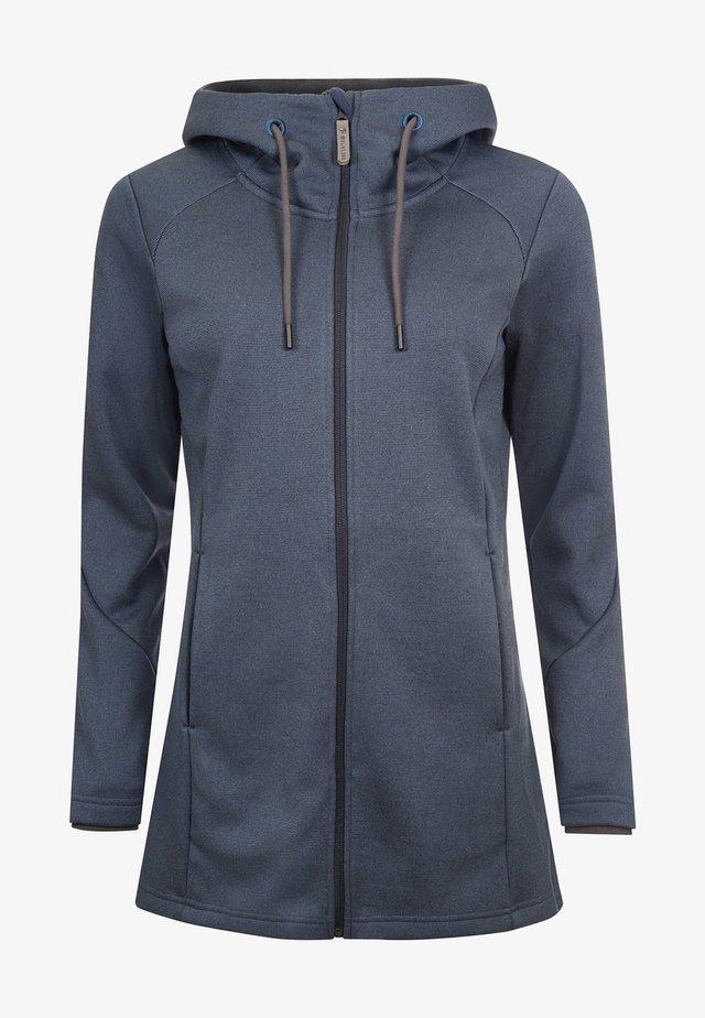 Outdoor jacket - darkblue