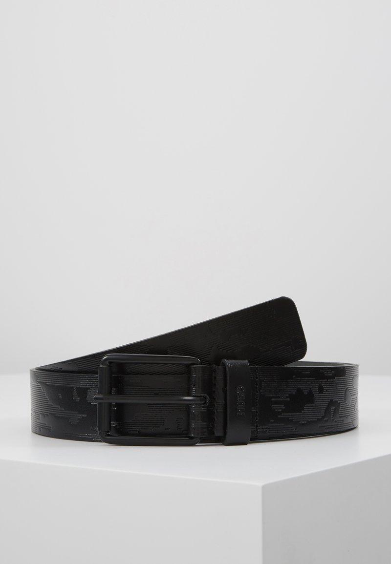 HUGO - GUPER CAMU - Cintura - black