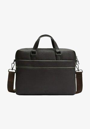Laptop bag - brun