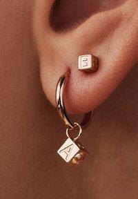 Isabel Bernard - Earrings - roségold - 1
