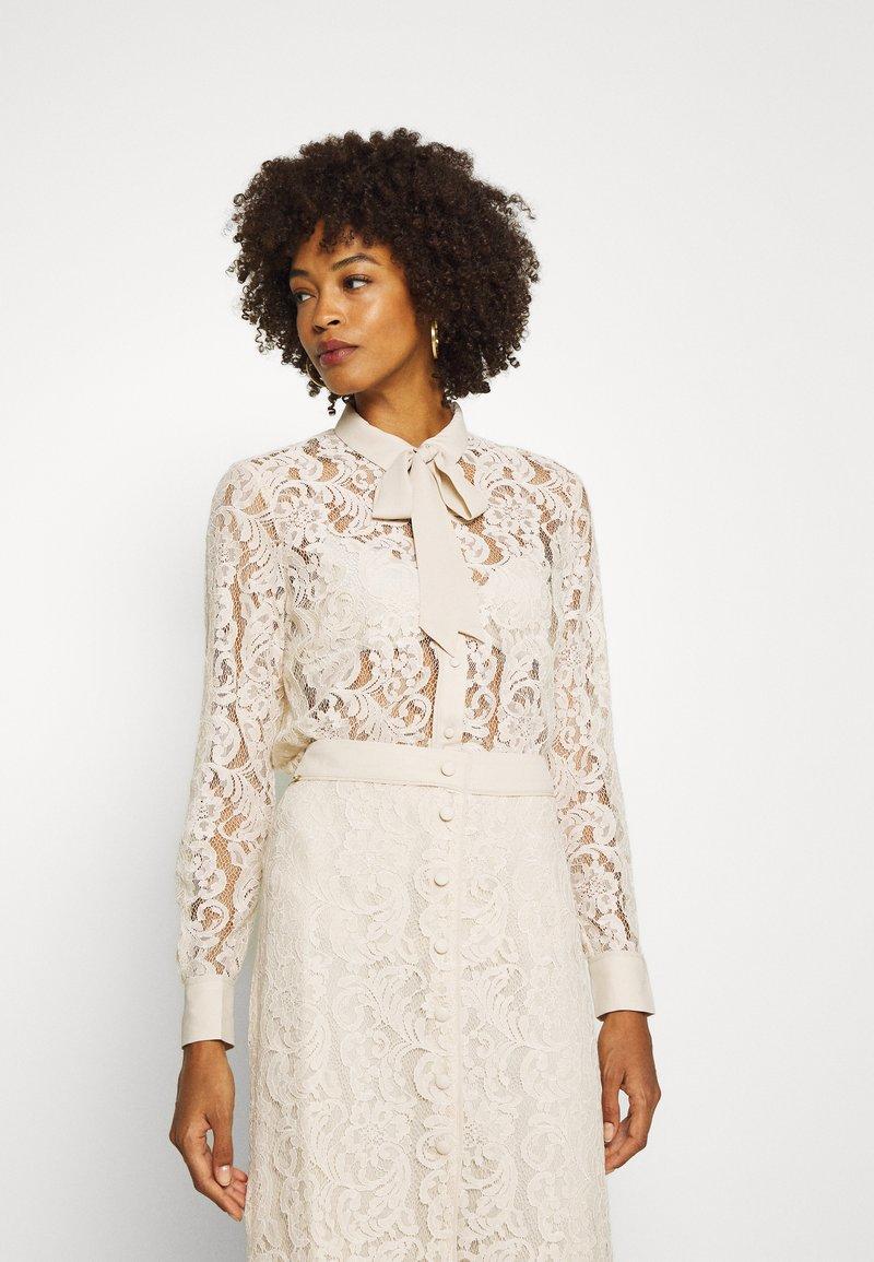 Rosemunde - Skjorte - whisper beige