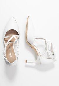 Tamaris - Classic heels - white - 3
