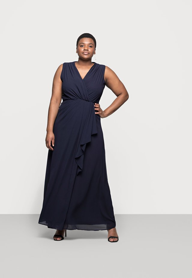 DALARY MAXI - Occasion wear - navy