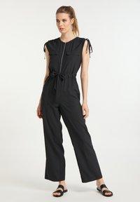 usha - Jumpsuit - schwarz - 1