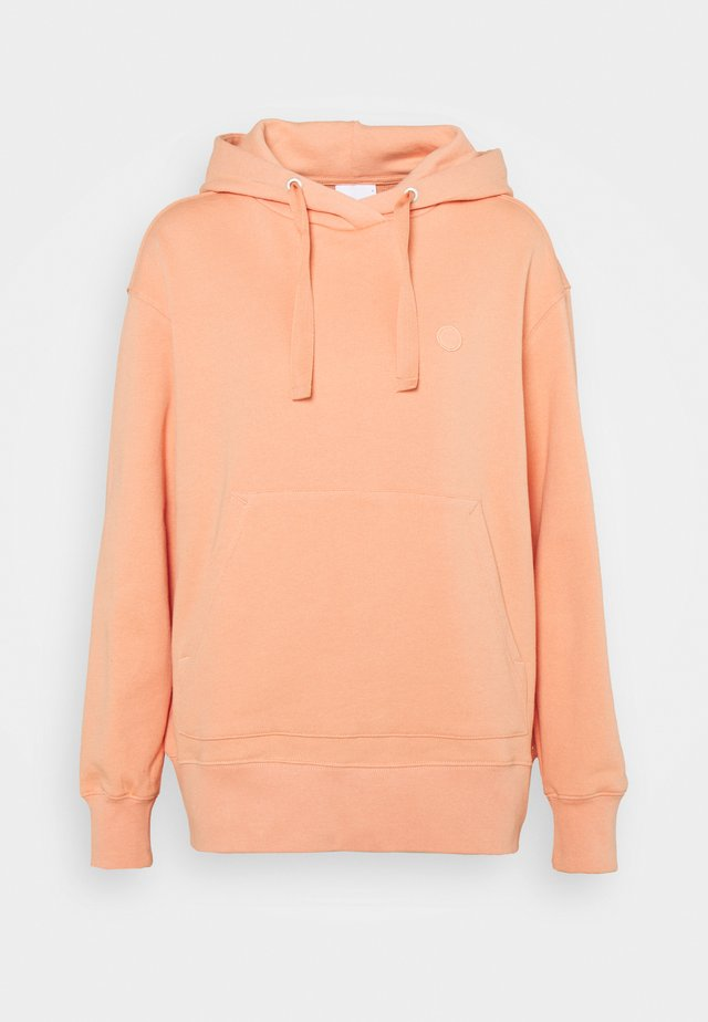 DAPHNE BASIC BADGE HOODIE  - Mikina - shimp