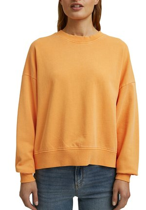 FLOW - Sweatshirt - orange