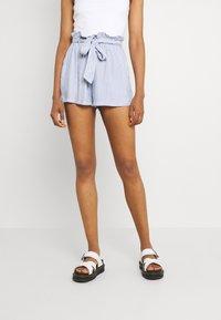 Hollister Co. - Shorts - blue - 0