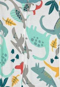 Carter's - DINO FOOTLESS - Pyjamas - multi-coloured/white - 2