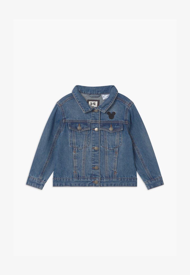 Cotton On - DISNEY MICKEY LICENSE DAISY  - Spijkerjas - mid blue wash