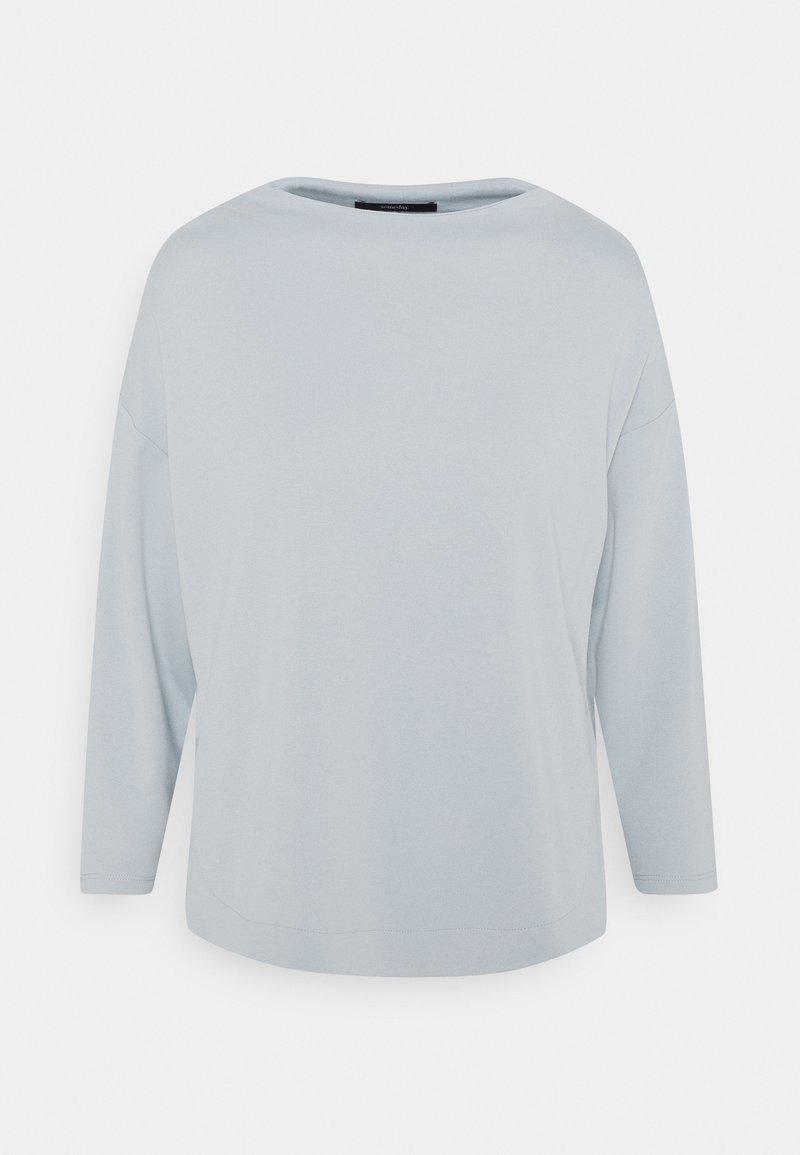 someday. - KAMADA - Sweatshirt - quiet blue