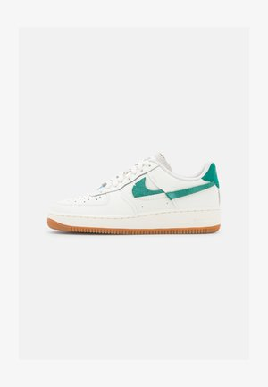 AIR FORCE 1 - Sneaker low - sail/mystic green/light blue/white