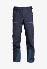 Houdini - PURPOSE PANTS - Snow pants - bucket blue - 5