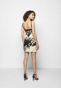 Just Cavalli - Žerzejové šaty - natural variant - 2