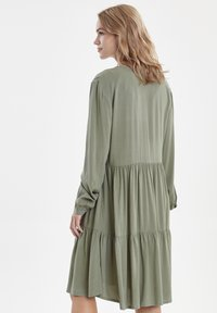b.young - BYISOLE  - Day dress - sea green - 2