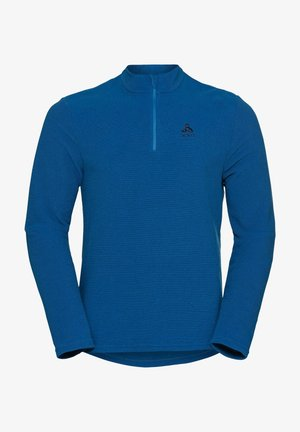 ROY - Fleece jumper - blau