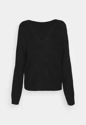 VIOA  - Jumper - black