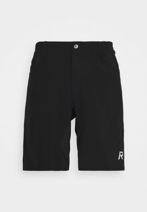 RAINIO - Sports shorts - black