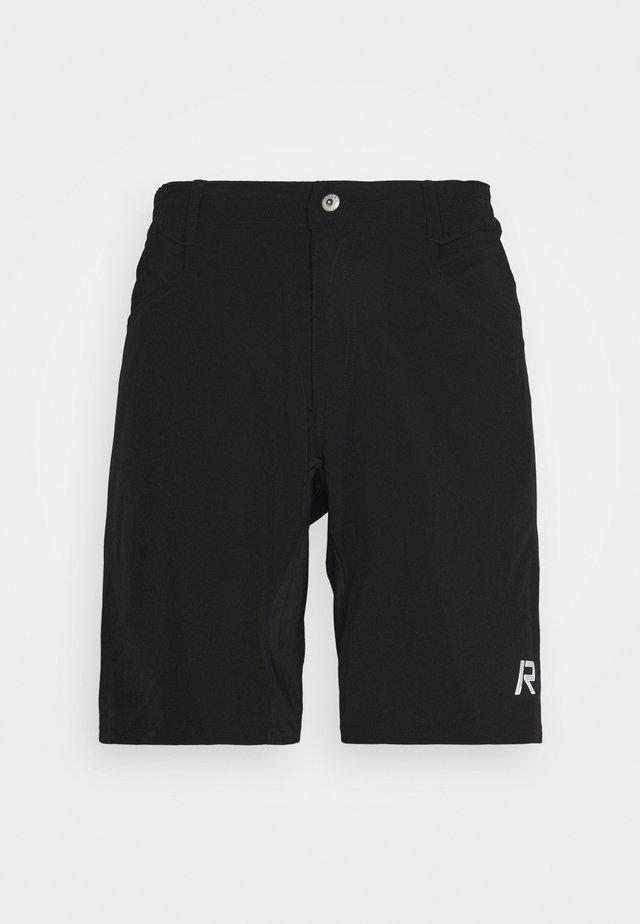 RAINIO - Sports shorts - black