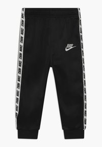 Nike Sportswear - BLOCK TAPING TRICOT BABY SET - Trainingspak - black - 2