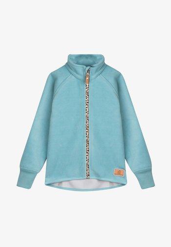 Fleece jacket - bristol blue