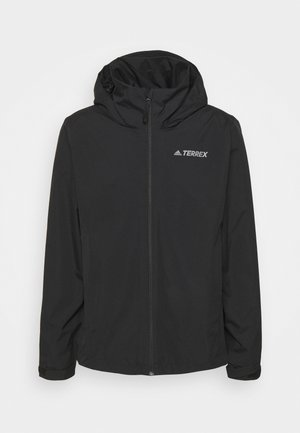 JACKET - Giacca outdoor - black