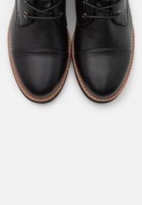 Anna Field - Platform ankle boots - black - 5