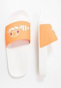 Ellesse - FILIPPO - Mules - white/orange - 1