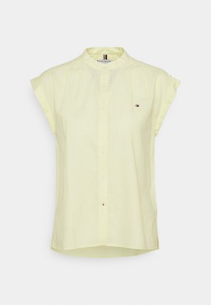 OXFORD RELAXED  - Basic T-shirt - frosted lemon