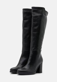 Tata Italia - Vysoká obuv - black - 2