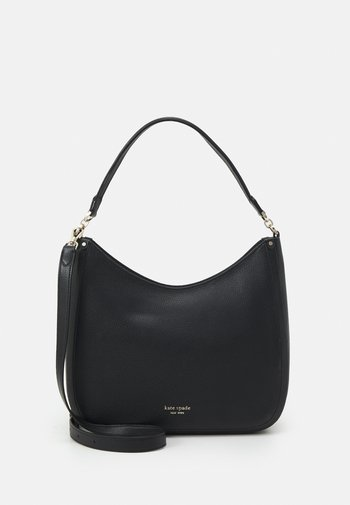 HOBO BAG - Handbag - black