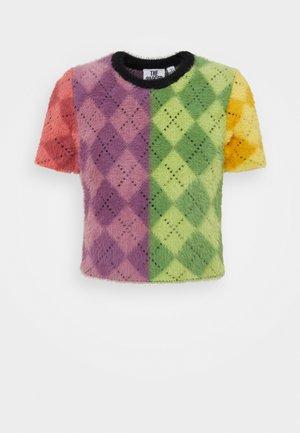 GENTLE - Camiseta estampada - multi