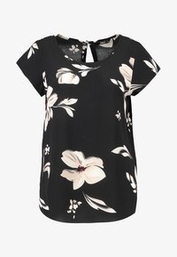 ONLY - ONLNOVA LUX  - Blouse - black/florence - 3
