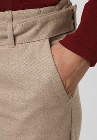 Apriori - Trousers - beige - 2