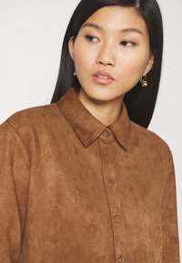 Opus - WESA - Shirt dress - peanut - 5