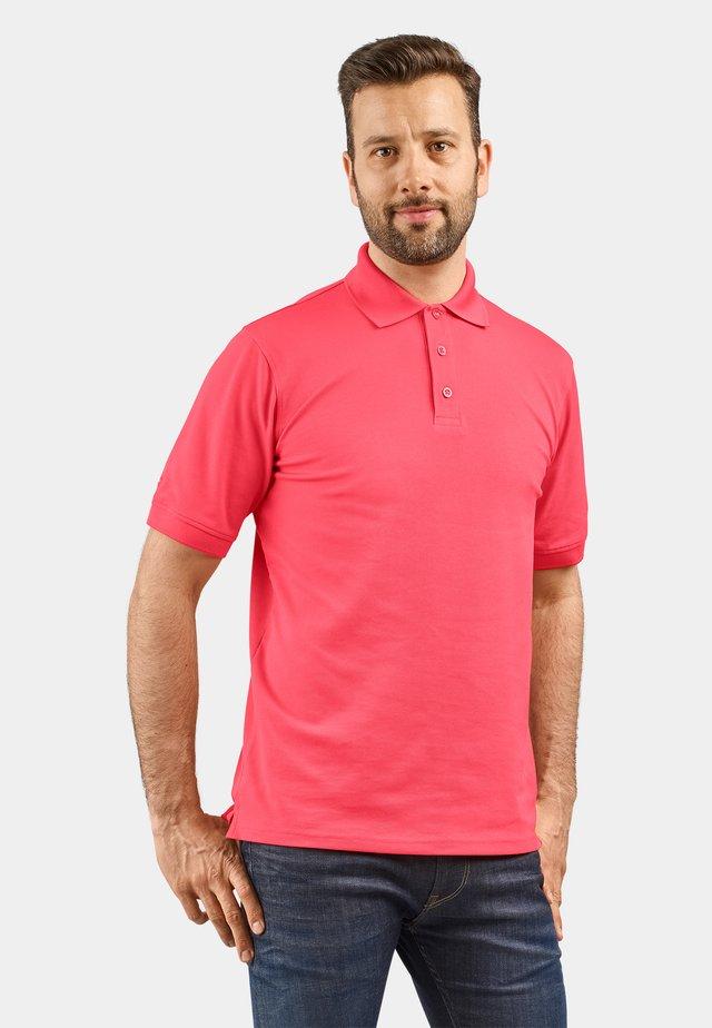 Polo shirt - paradise pink